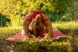 Headaches-stretching